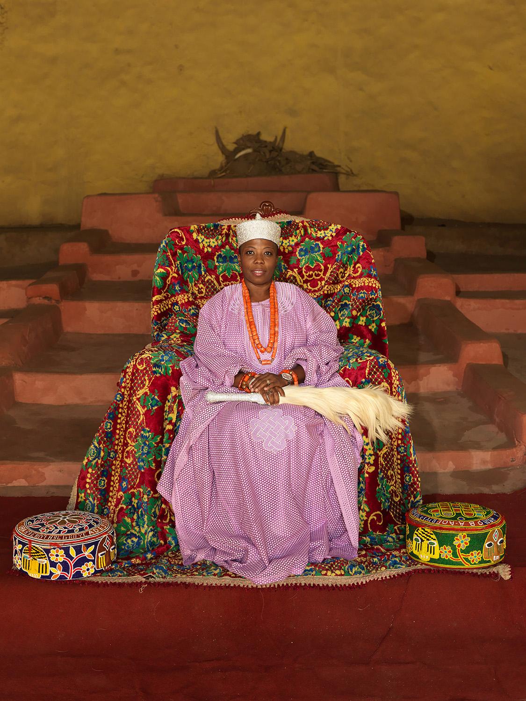 George Osodi, Nigerian Monarchs, 2016