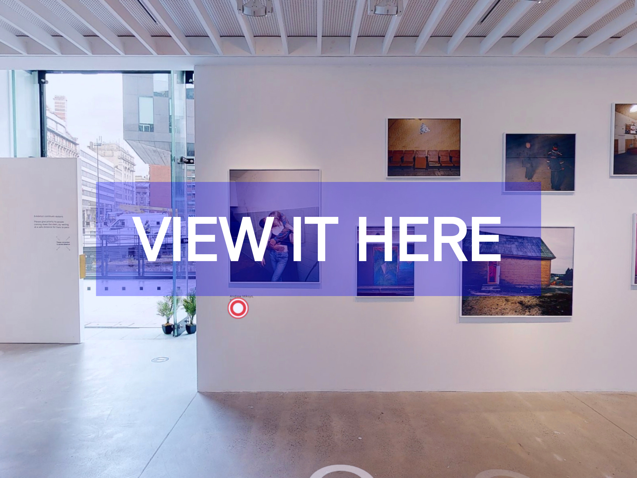 The Time We Call Our Own VR open eye gallery view it here